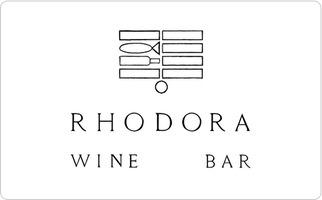 Rhodora Gift Certificate