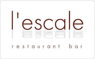 l'escale Restaurant Gift Card
