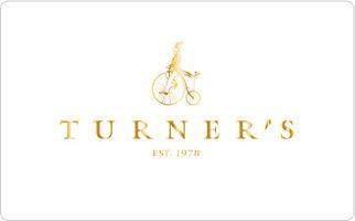 Turner's Gift Card