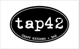 Tap 42 Craft Kitchen & Bar - Boca Raton Gift Card