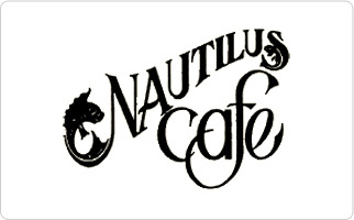 Nautilus Cafe Gift Certificate