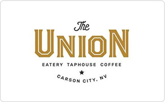 The Union Eatery  Gift Card