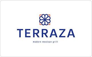 Terraza Modern Mexican Gift Card