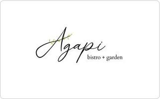 Agapi Bistro + Garden Gift Card