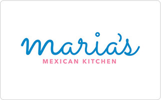 Maria's Mexican Kitchen Gift Card