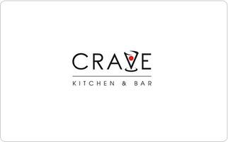 Crave Kitchen & Bar Gift Card