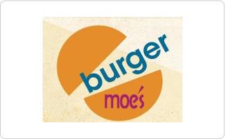 Burger Moe's Gift Card