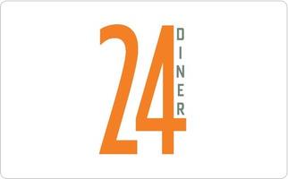 24 Diner Gift Card