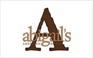Abigail's American Bistro Gift Certificate