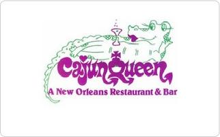 Cajun Queen Gift Card