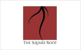 The Square Root Gift Card