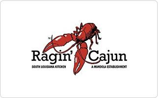Ragin' Cajun Gift Card