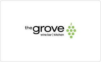 The Grove Wine Bar and Kitchen Gift Card