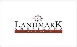 Landmark Americana - Glassboro Gift Card