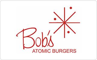 Bob's Atomic Burgers Gift Certificate