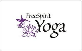 FreeSpirit Yoga Gift Certificate