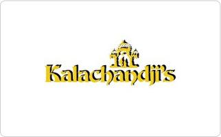 Kalachandji's Gift Certificate
