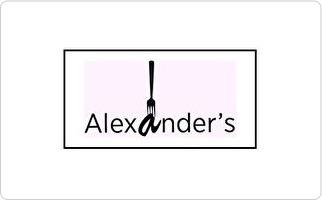 Alexander's Gift Card