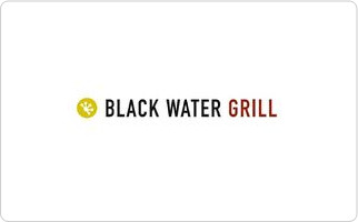 Black Water Grill Gift Certificate