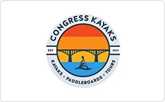 Congress Avenue Kayaks Gift Certificate