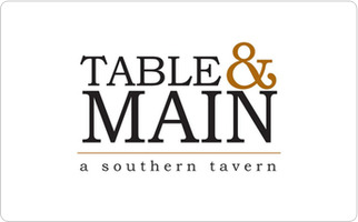Table & Main Gift Card