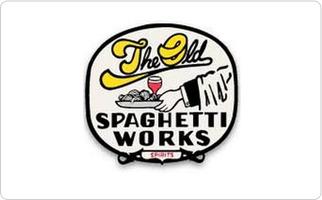 Spaghetti Works Gift Card