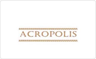 Acropolis Restaurant Gift Card