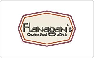 Flanagan's Creative Food & Drink Gift Card