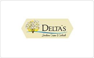 Delta's Restaurant Gift Card