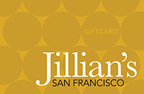 Jillian's Gift Card