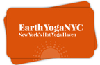Earth Yoga NYC Gift Card