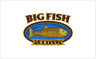 Big fish grill kirkland gift cards for Doordash gift card