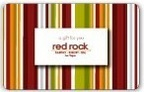 Red Rock Casino, Resort, Spa Gift Card