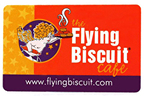 The Flying Biscuit Cafe Gift Card