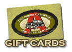 Arbor Car Wash & Lube Center Gift Card
