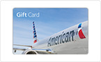 American Airlines  Gift Card