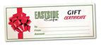 Eastside Cafe Gift Card