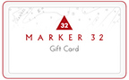 Marker 32 Gift Card