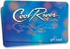 Cool River Cafe Gift Card