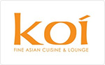 Koi Fine Asian Cuisine & Lounge