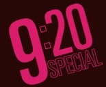 9:20 Special Gift Card