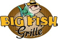 Big Fish Bar & Grille Gift Certificate