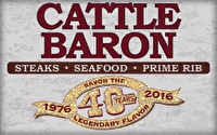 Cattle Baron Restaurant Gift Card