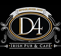 D4 Irish Pub & Cafe Gift Card