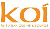Koi Fine Asian Cuisine & Lounge Gift Card