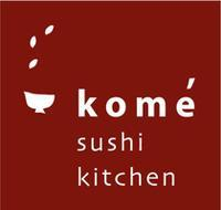Kome Sushi Kitchen Gift Card