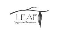 Leaf Vegetarian Restaurant Gift Card