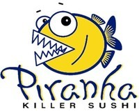 Piranha Killer Sushi Gift Card