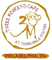 Three Monkeys Cafe Gift Card