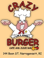 Crazy Burger Gift Certificate